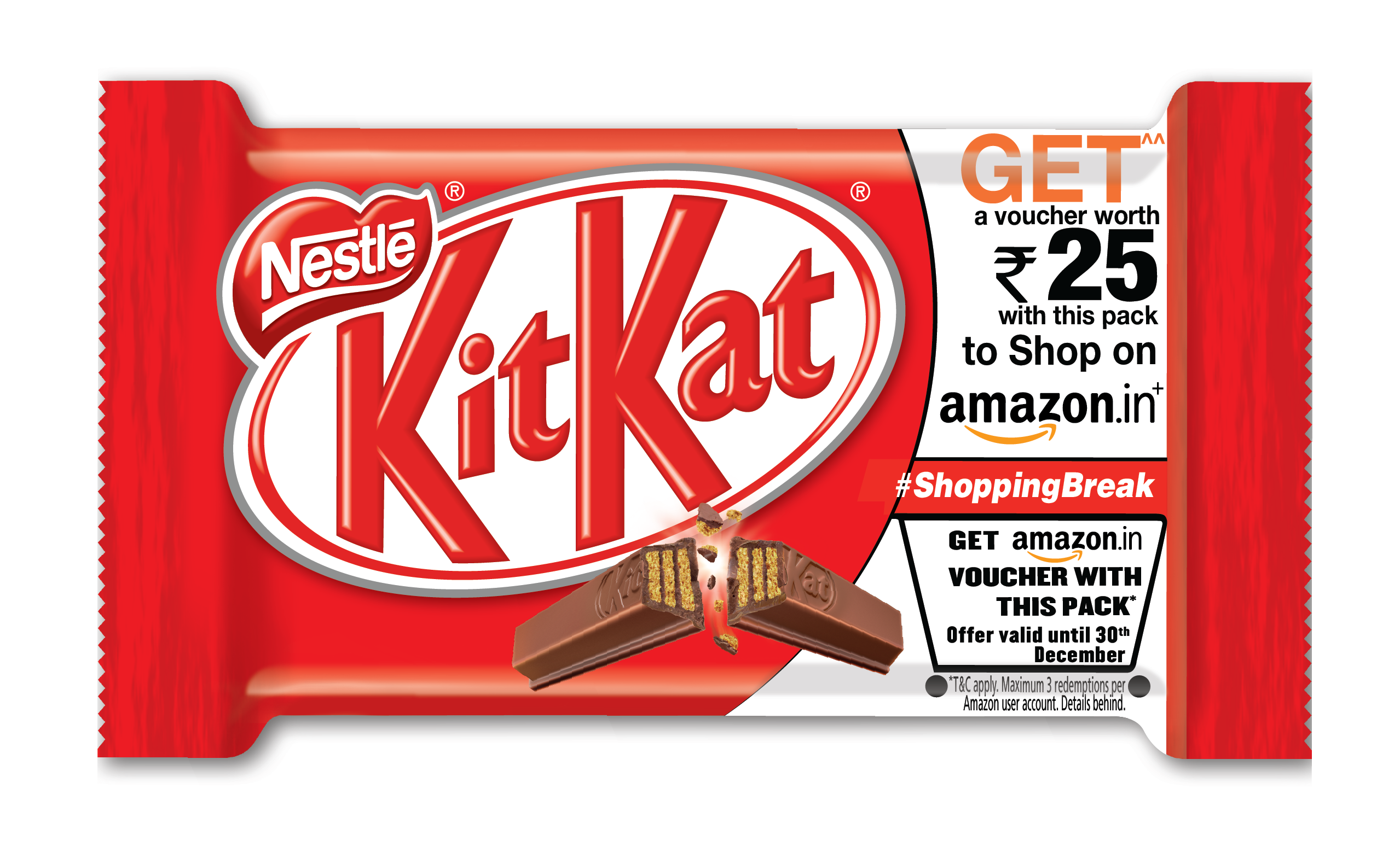 Amazon In Kitkat Store Grocery Amp Gourmet Foods