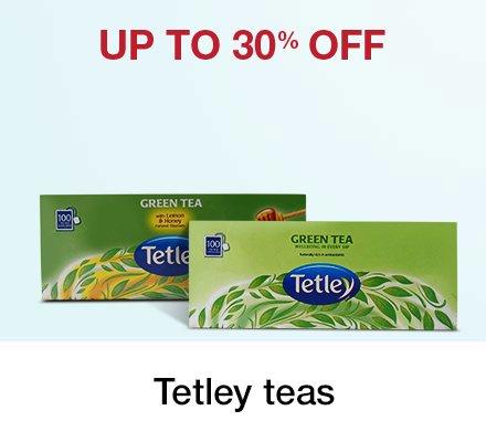 Tetley Teas