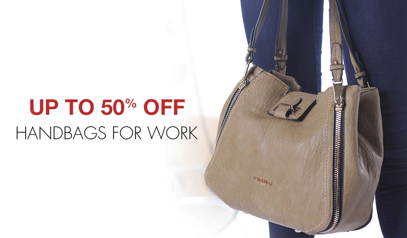 Workbags Up to 50% off