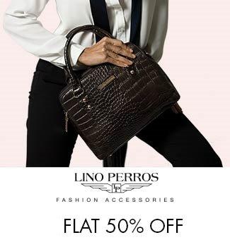 Lino Perros Flat 50% off