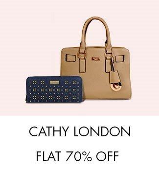 Cathy London Flat 70% off