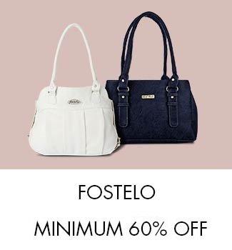 Fostelo Minimum 60% off