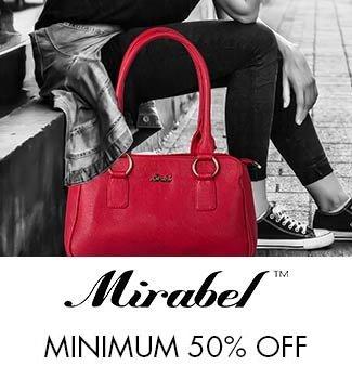 Mirabel Minimum 50% off