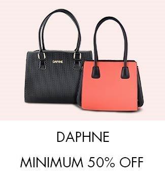 Daphne Minimum 50% off