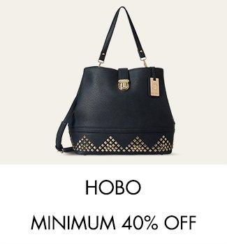 Hobo minimum 40% off