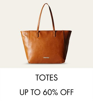Tote Bags up to 60% off
