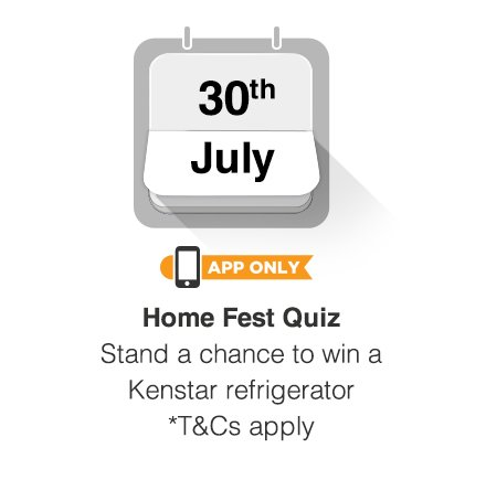 30th July - Home fest Quiz