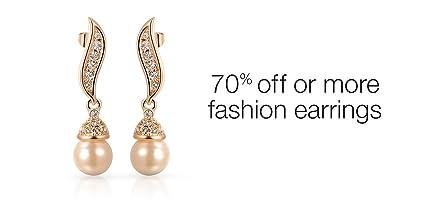 Fashion earring 70% off