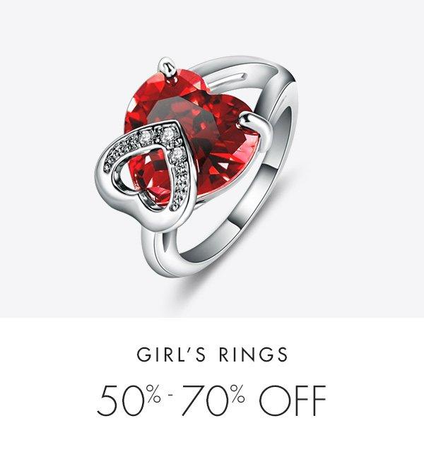 girls rings