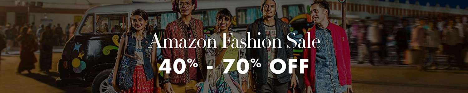 amazon clothing discount