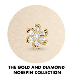 nosepin Collection diamond
