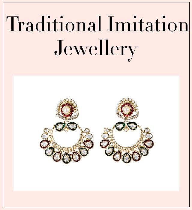 Traditional Imitation Jewellry