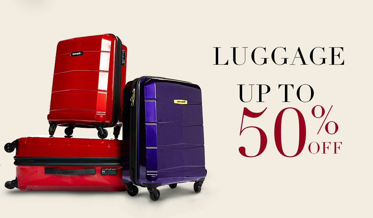 Luggage - up to 50