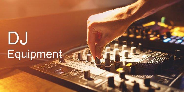 DJ headphones, DJ eqiupment, VJ headphones, VJ equipment
