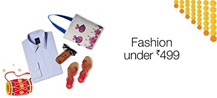 Fashion under Rs 499