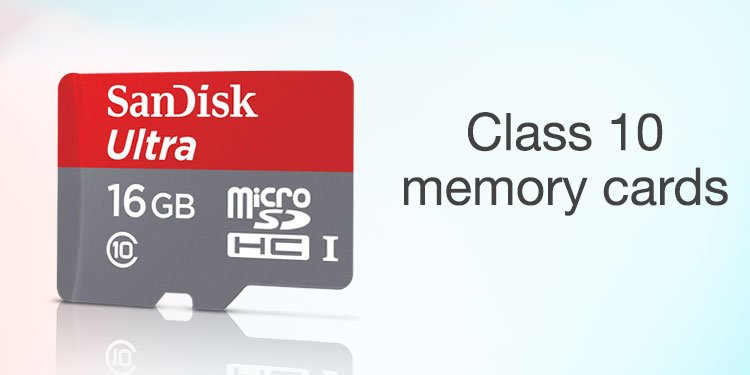 Memory Cards under 599