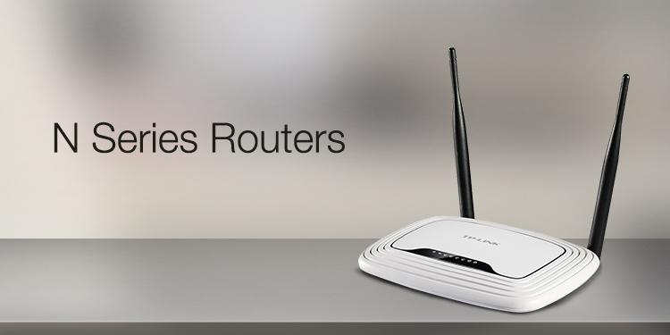 N Series Routers