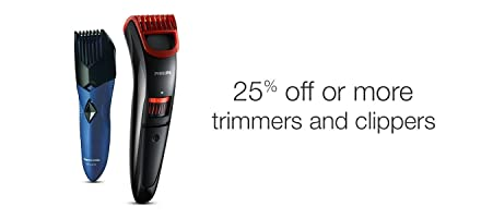 Trimmers 25% off or more