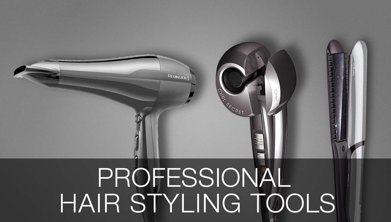 Professional Hairstyling Tools
