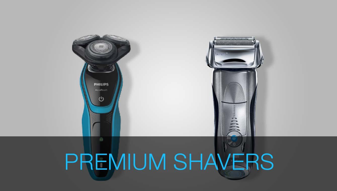 Premium Shavers