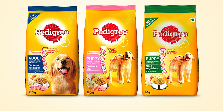 Pedigree Meal Pack