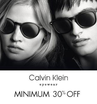 Calvin Klien Minimum 30% off