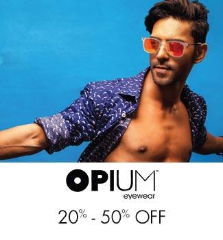 Opium 20%-50% off