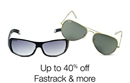 Fastrack & more: Up to 40% off