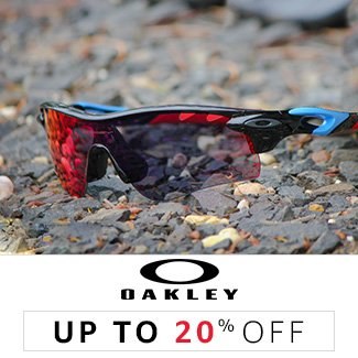Oakley: Up to 20% Off