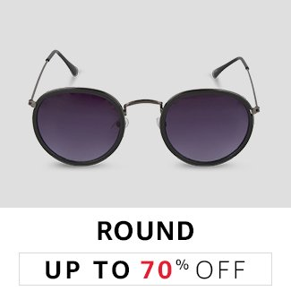 Round: Upto 70% Off