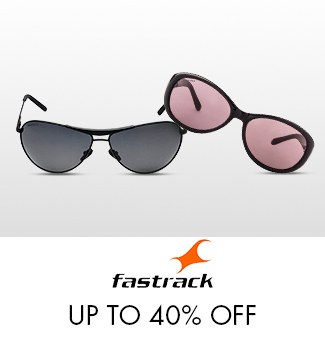 Fastrack: Upto 40% Off