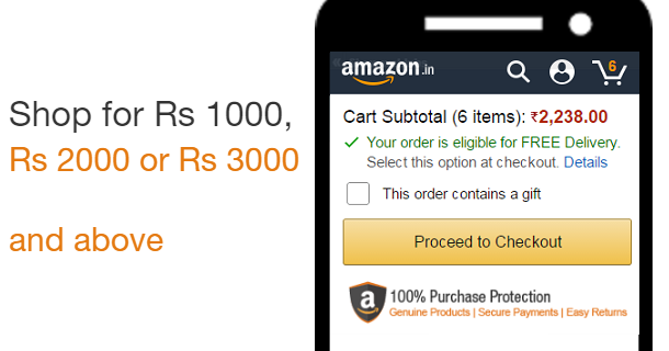 Shop for Rs 1000 and above