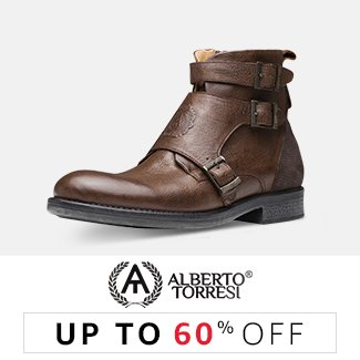 Alberto Torresi : Up to 60% off