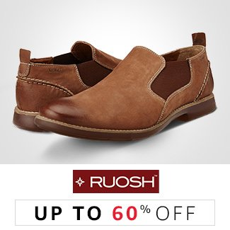 Ruosh : Up to 60% off