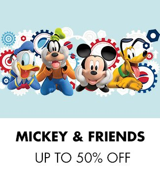 Mickey and friends shoes : Up to 50% off