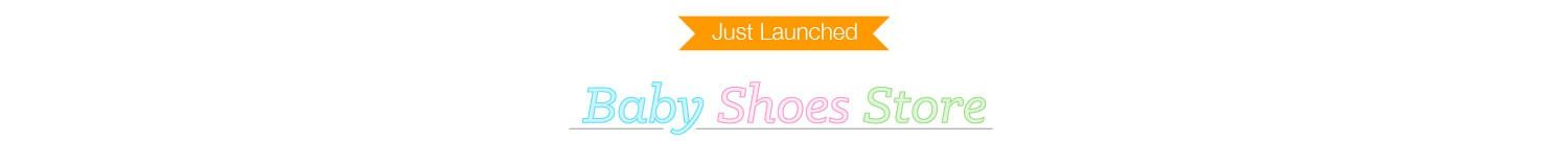 Just Launched Baby Shoes