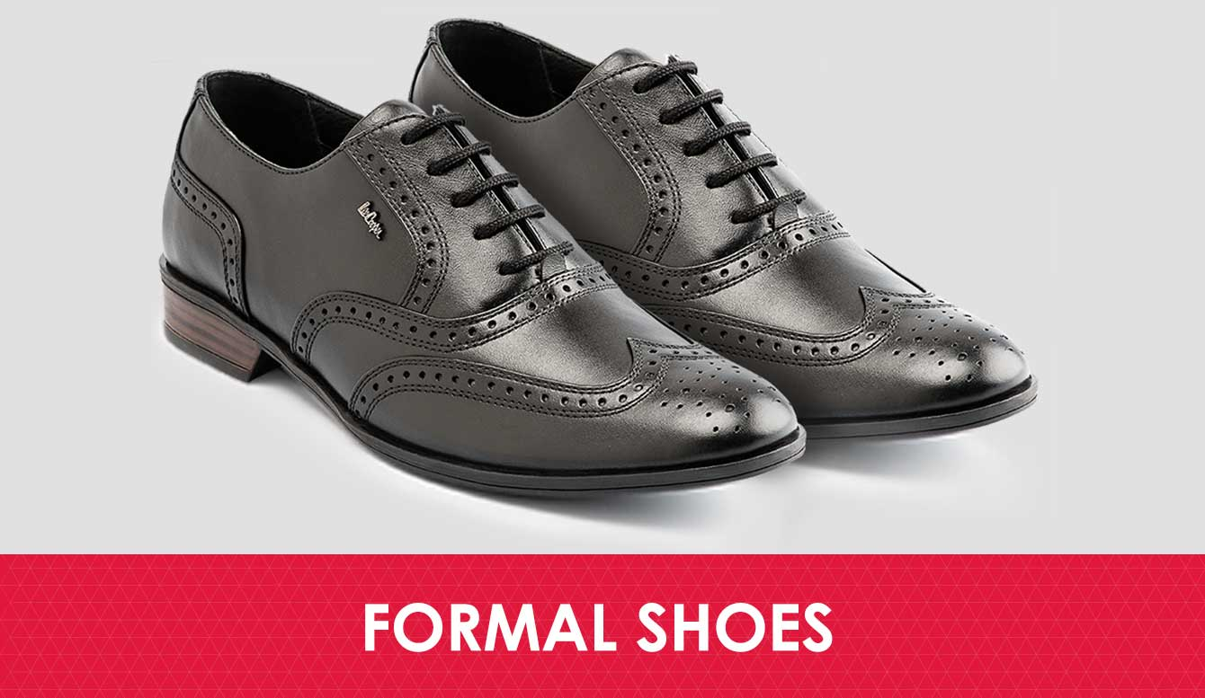 Amazon India Formal Leather Shoes