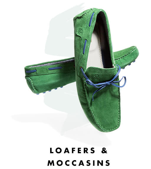 Loafers & Mocassins