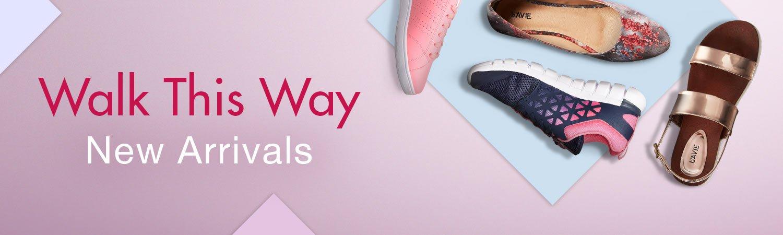 Women's Shoes : New arrivals