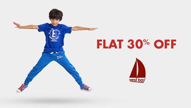 Westbay - Flat 30% off