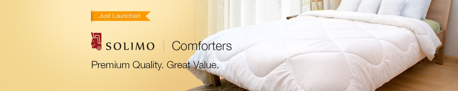 Solimo comforters
