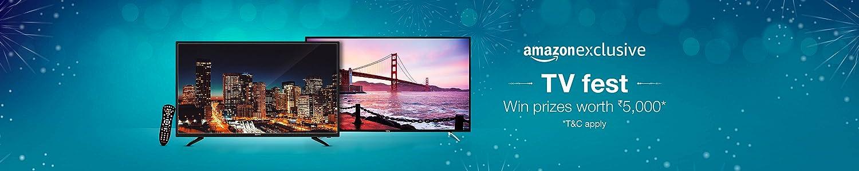 Amazon Exclusive TVs