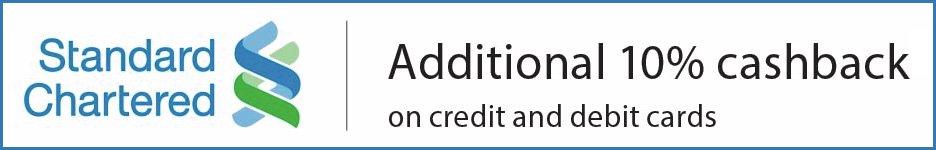 Amazon Standard Chartered
