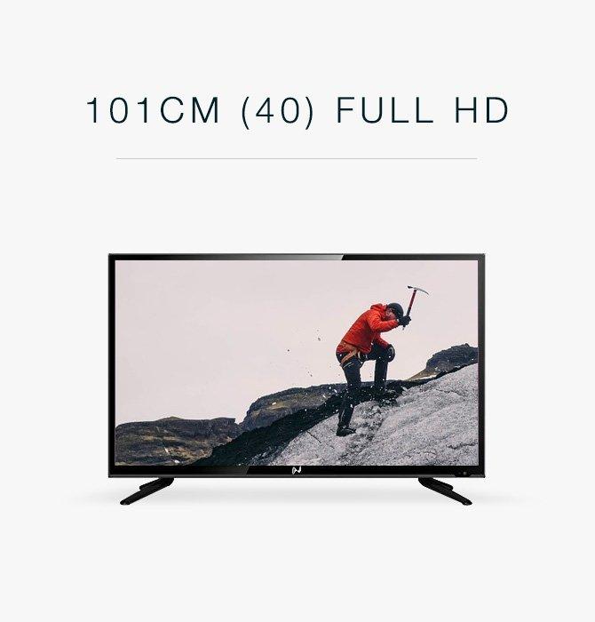 (40) FHD TV