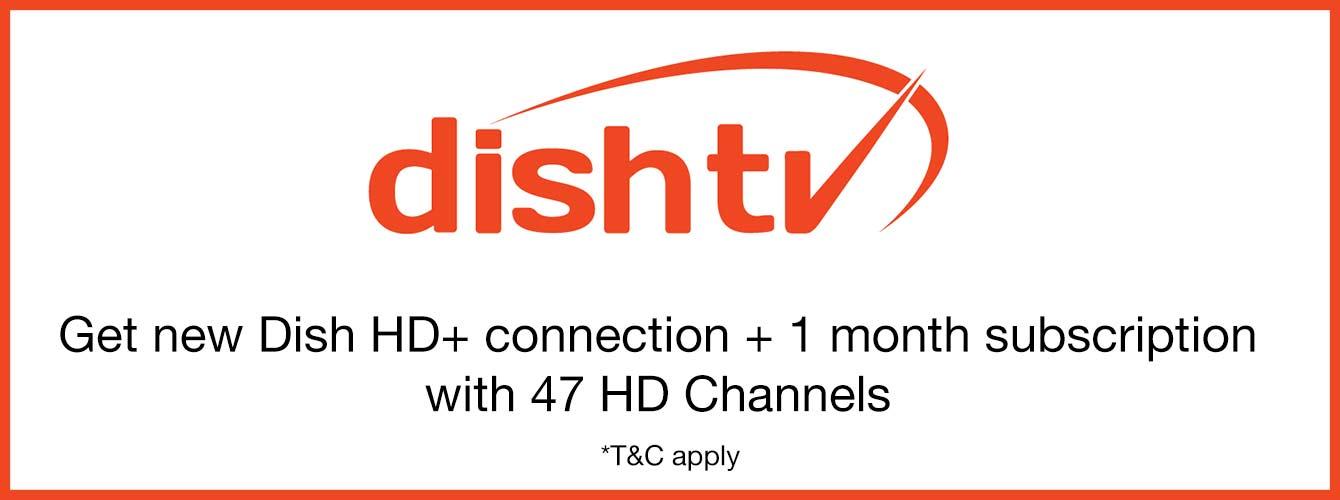 DishTV Offer