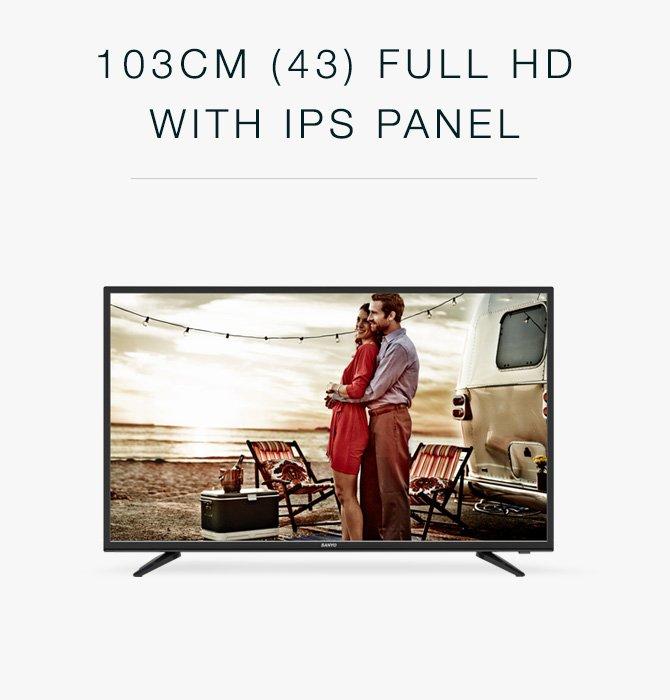Sanyo 103cm (43) Full HD TV
