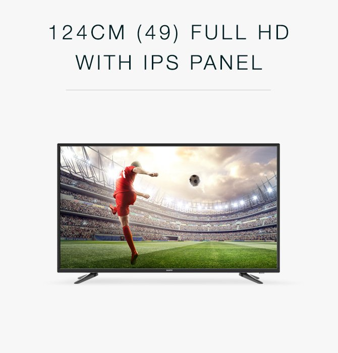 Sanyo 124cm (49) Full HD TV