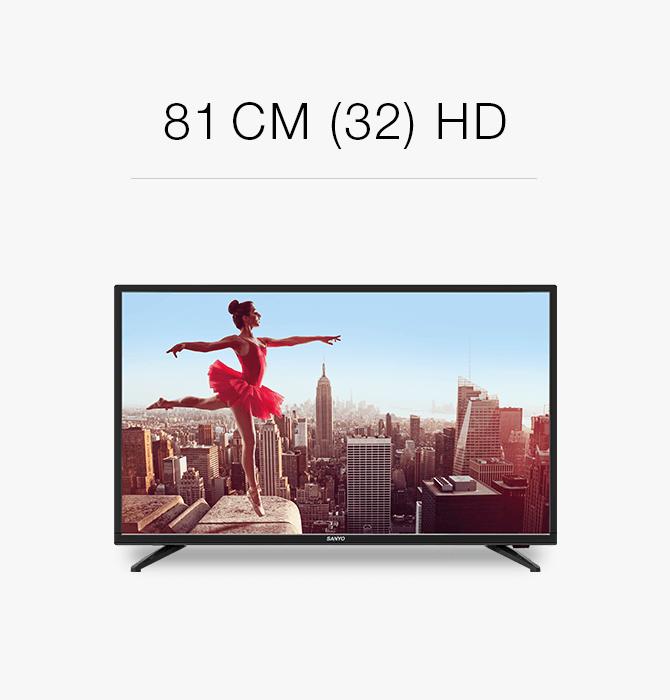 Sanyo 81cm (32) HD TV