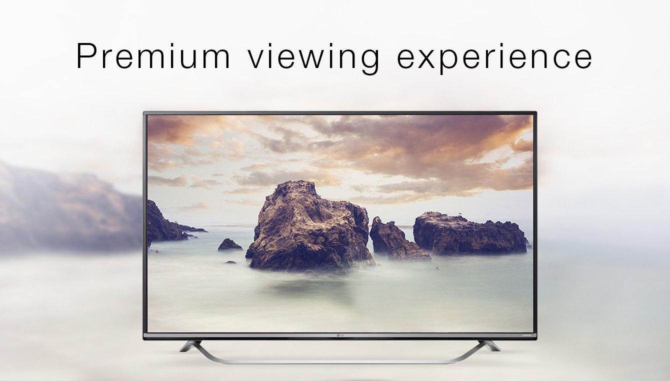 Premium Viewing experience