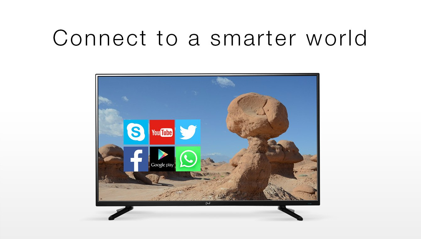 Connect to a smarter world